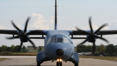 Photo ID 39883 by Milos Ruza. Poland Air Force CASA C 295M, 011