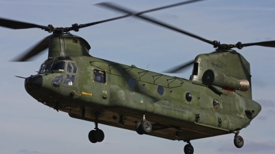 Photo ID 39976 by Jimmy van Drunen. Netherlands Air Force Boeing Vertol CH 47D Chinook, D 102