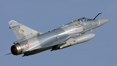 Photo ID 40057 by Walter Van Bel. France Air Force Dassault Mirage 2000C, 118