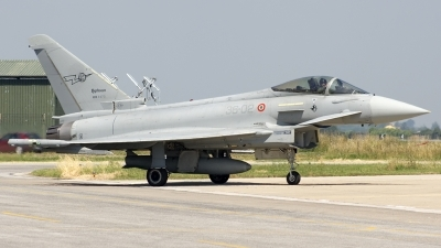 Photo ID 40149 by Fabrizio Berni. Italy Air Force Eurofighter F 2000A Typhoon EF 2000, MM7273