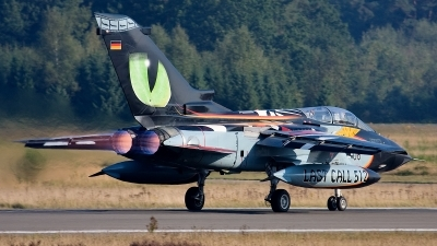 Photo ID 40239 by Rainer Mueller. Germany Air Force Panavia Tornado IDS, 45 06