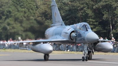 Photo ID 40287 by markus altmann. France Air Force Dassault Mirage 2000C, 118