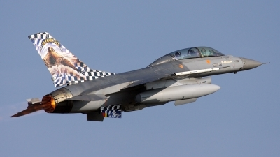 Photo ID 40346 by Walter Van Bel. Belgium Air Force General Dynamics F 16BM Fighting Falcon, FB 18