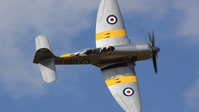 Photo ID 40334 by John Higgins. Private The Fighter Collection Hawker Sea Fury T20, NX20MD