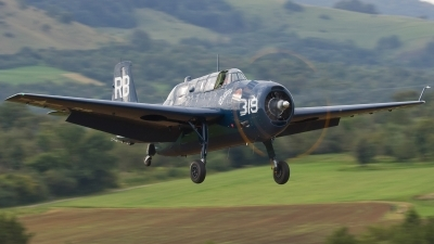 Photo ID 40455 by ThomasL. Private Private Grumman TBM 3R Avenger, HB RDG