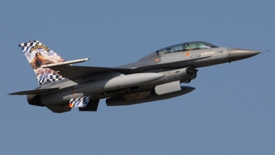 Photo ID 40669 by Mario Boeren. Belgium Air Force General Dynamics F 16BM Fighting Falcon, FB 18
