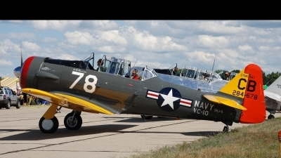 Photo ID 5069 by Dave Brown. USA Navy North American AT 6D Texan, N7095C