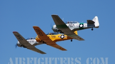 Photo ID 5078 by Dave Brown. Private Private North American SNJ 5 Texan, N7980C
