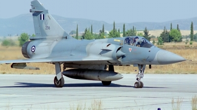 Photo ID 41336 by Arie van Groen. Greece Air Force Dassault Mirage 2000EG, 236