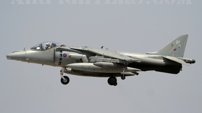 Photo ID 5091 by Stephen J Muscat. UK Air Force British Aerospace Harrier GR9, ZD379