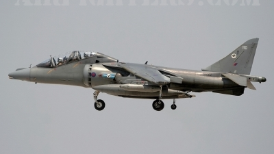Photo ID 5095 by Stephen J Muscat. UK Air Force British Aerospace Harrier T10, ZH662