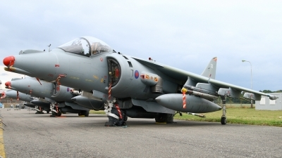 Photo ID 41555 by Maurice Kockro. UK Air Force British Aerospace Harrier GR7, ZD403