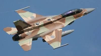 Photo ID 5117 by Jonathan Derden - Jetwash Images. Israel Air Force Lockheed Martin F 16I Sufa Fighting Falcon, 858