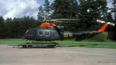 Photo ID 41878 by Joop de Groot. Sweden Armed Forces Agusta Hkp 11 AB 412HP, 11332