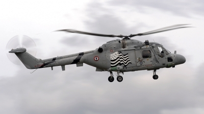 Photo ID 41883 by Sascha Hahn. France Navy Westland WG 13 Lynx HAS2 FN, 272