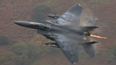 Photo ID 41903 by Neil Bates. USA Air Force McDonnell Douglas F 15E Strike Eagle, 98 0131