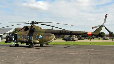 Photo ID 42121 by Lieuwe Hofstra. Finland Air Force Mil Mi 8PS, HS 6