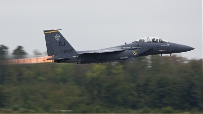Photo ID 42110 by Frank Steinkohl. USA Air Force McDonnell Douglas F 15E Strike Eagle, 89 0495