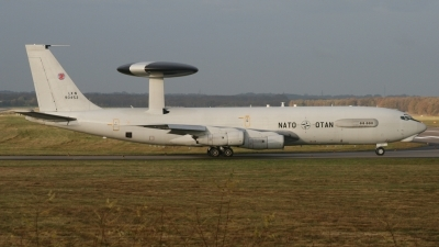 Photo ID 42344 by Toon Cox. Luxembourg NATO Boeing E 3A Sentry 707 300, LX N90453