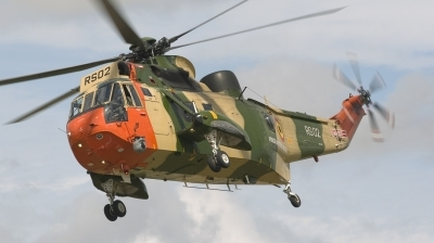 Photo ID 5269 by Dirk Jan de Ridder. Belgium Air Force Westland Sea King Mk48, RS02