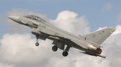Photo ID 5272 by Dirk Jan de Ridder. Spain Air Force Eurofighter C 16 Typhoon EF 2000S, C 16 28