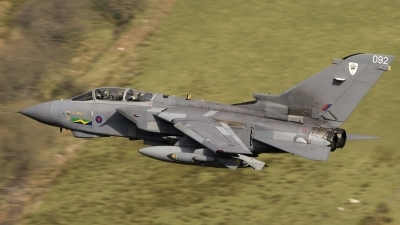 Photo ID 42681 by Barry Swann. UK Air Force Panavia Tornado GR4, ZD744