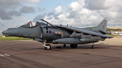 Photo ID 42860 by Steve Homewood. UK Air Force British Aerospace Harrier GR9, ZG503