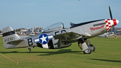 Photo ID 42861 by Steve Homewood. Private Hardwick Warbirds Collection North American P 51D Mustang, G MRLL