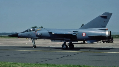 Photo ID 42977 by Lieuwe Hofstra. France Air Force Dassault Mirage F1C, 10