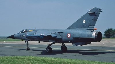 Photo ID 43230 by Lieuwe Hofstra. France Air Force Dassault Mirage F1C, 81