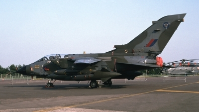 Photo ID 43482 by Tom Gibbons. UK Air Force Panavia Tornado GR1, ZD716