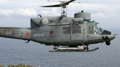 Photo ID 43503 by Andy Walker. Italy Navy Agusta AB 212ASW, MM81089