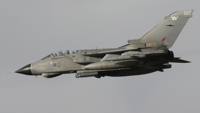 Photo ID 43631 by Andy Walker. UK Air Force Panavia Tornado GR4, ZA462