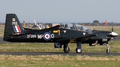 Photo ID 43473 by Andy Walker. UK Air Force Short Tucano T1, ZF269