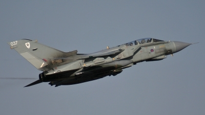 Photo ID 43486 by Andy Walker. UK Air Force Panavia Tornado GR4 T, ZA544