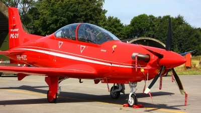Photo ID 43925 by Jimmy van Drunen. Company Owned Pilatus Pilatus PC 21, HB HZC