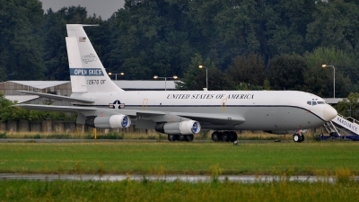 Photo ID 44136 by Radim Spalek. USA Air Force Boeing OC 135B 717 158, 61 2670