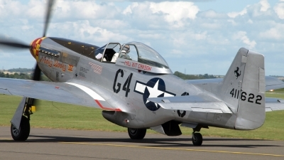 Photo ID 44082 by Stuart Thurtle. Private Private North American P 51D Mustang, F AZSB