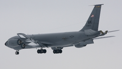 Photo ID 44115 by Olli J.. USA Air Force Boeing KC 135R Stratotanker 717 100, 62 3571