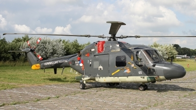 Photo ID 44281 by Johannes Berger. Netherlands Navy Westland WG 13 Lynx SH 14D, 265