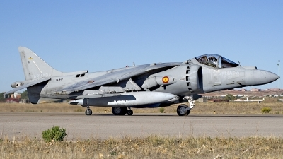 Photo ID 44213 by Alfonso S.. Spain Navy McDonnell Douglas EAV 8B Harrier II Plus, VA1B 27
