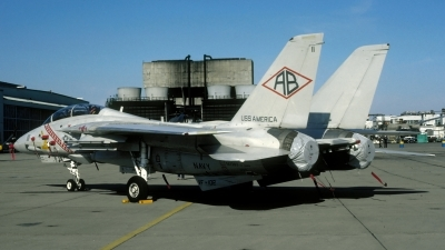 Photo ID 44305 by David F. Brown. USA Navy Grumman F 14A Tomcat, 161283
