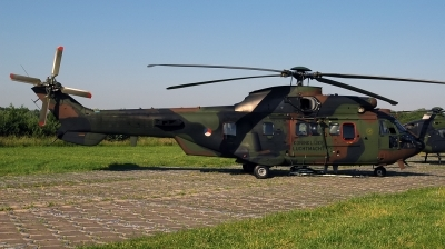 Photo ID 44395 by Lieuwe Hofstra. Netherlands Air Force Eurocopter AS 532U2 Cougar MkII, S 458