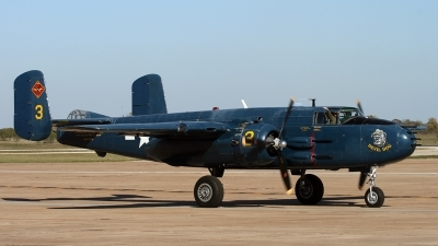 Photo ID 44630 by Johannes Berger. Private Commemorative Air Force North American B 25J Mitchell, N9643C