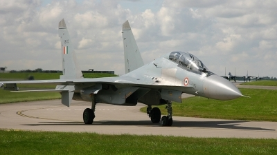 Photo ID 5546 by Robin Powney. India Air Force Sukhoi Su 30MKI Flanker, SB103
