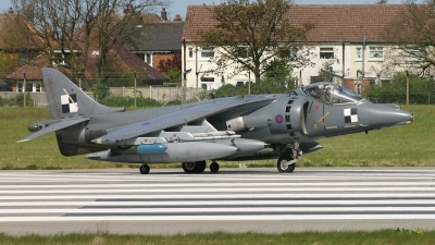 Photo ID 44599 by Tom Gibbons. Company Owned BAE Systems British Aerospace Harrier GR7, ZD319
