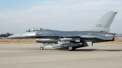 Photo ID 44680 by Andrew Thomas. USA Air Force General Dynamics F 16C Fighting Falcon, 86 0212