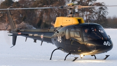 Photo ID 44785 by Chris Lofting. UK Army AS 350 Squirrel HT2, ZJ246
