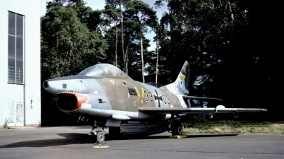 Photo ID 44949 by Bart Hoekstra. Germany Air Force Fiat G 91R3, 33 09