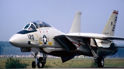 Photo ID 44876 by Alex Staruszkiewicz. USA Navy Grumman F 14A Tomcat, 159593